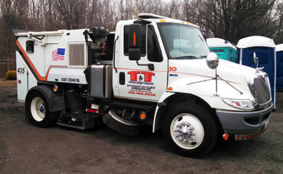 T & T Sweeping and Port-O-Let Service Southern Maryland Street Sweepers
